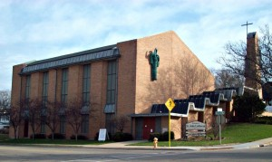St. John Lutheran Church in Janesville, Wisconsin