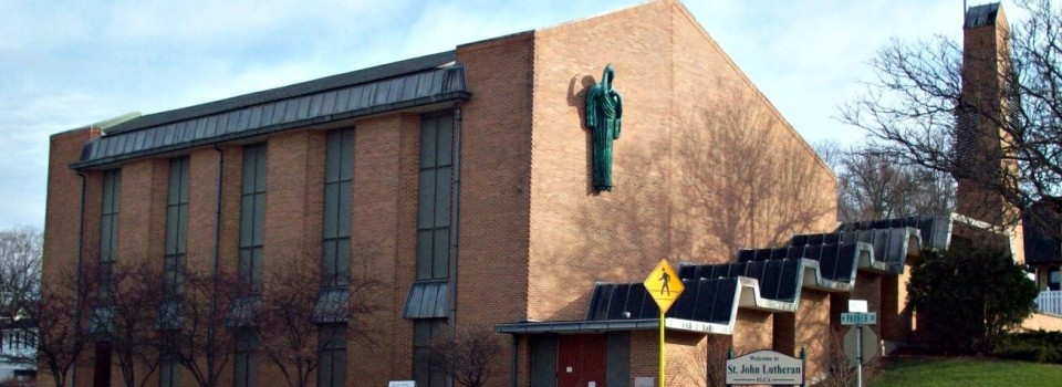 St. John Lutheran Church in Janesville, Wisconsin