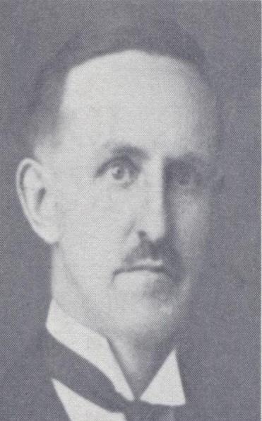 Pastor Amos C. Zeilinger