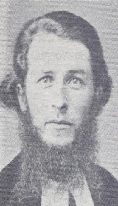 Pastor George A. Kaemfplein