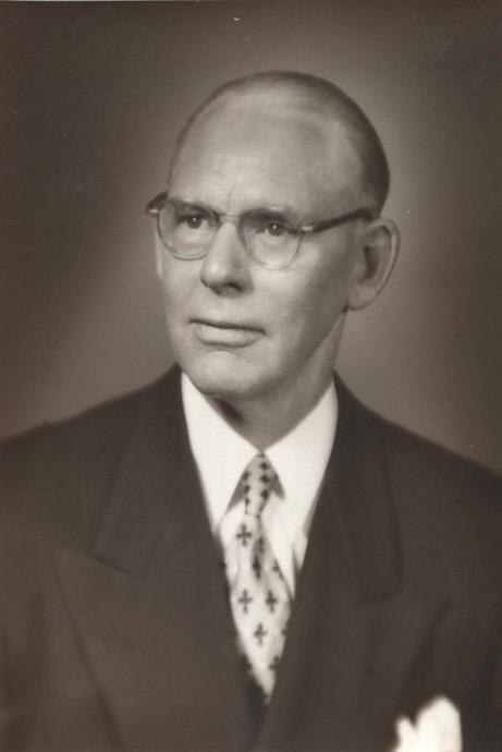 Pastor John Keiser