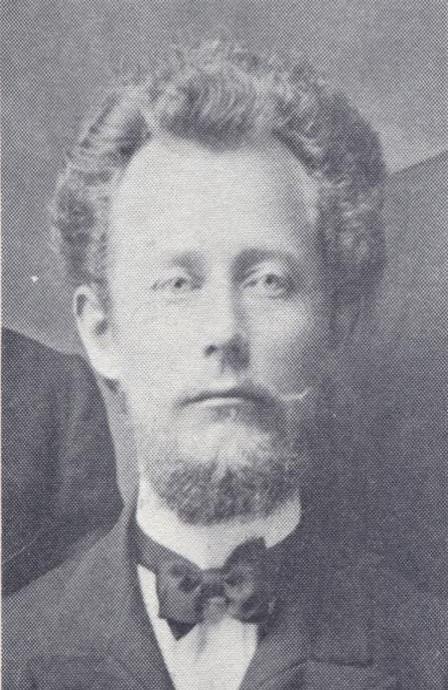 Pastor Paul Werth