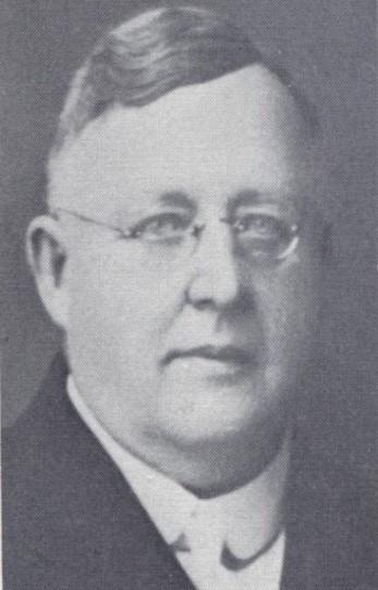Pastor Sigmund W. Fuchs
